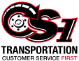 CS-1 Transportation Inc. Logo